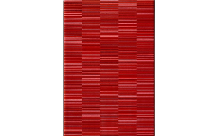 IMOLA PRISMA R obklad 20x30cm red