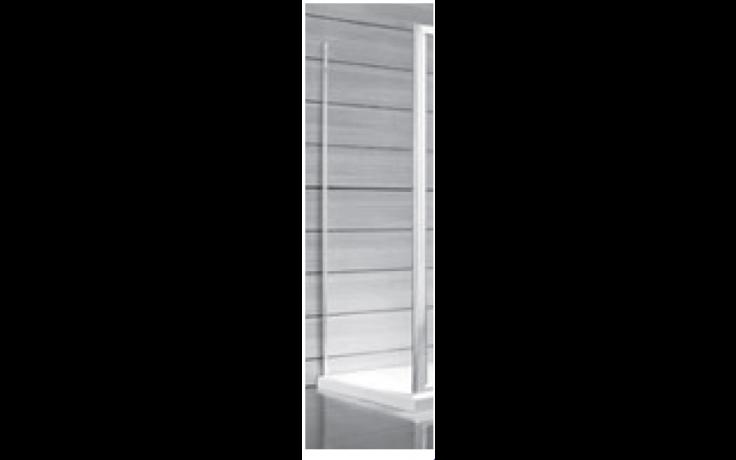 JIKA LYRA PLUS pevná stěna 800x1900mm, transparentní