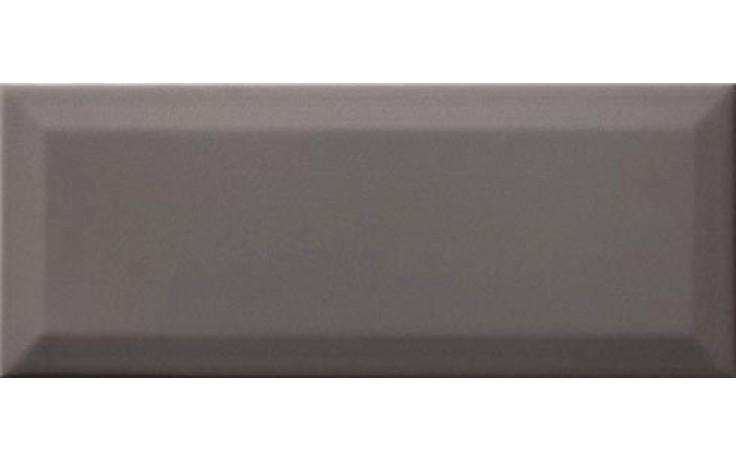 RAKO CONCEPT PLUS dekor 25x10cm, tmavě šedá