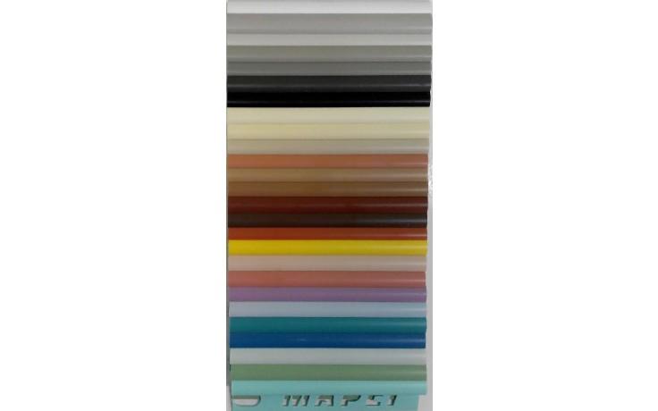 MAPEI ukončovací profil 9mm, 2500mm, vnitřní, PVC/100 bílá