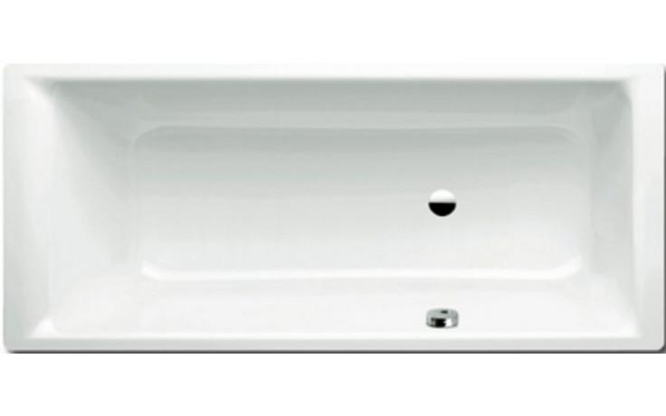 KALDEWEI PURO 684 vana 1600x700x420mm, ocelová, obdélníková, s bočním přepadem, bílá