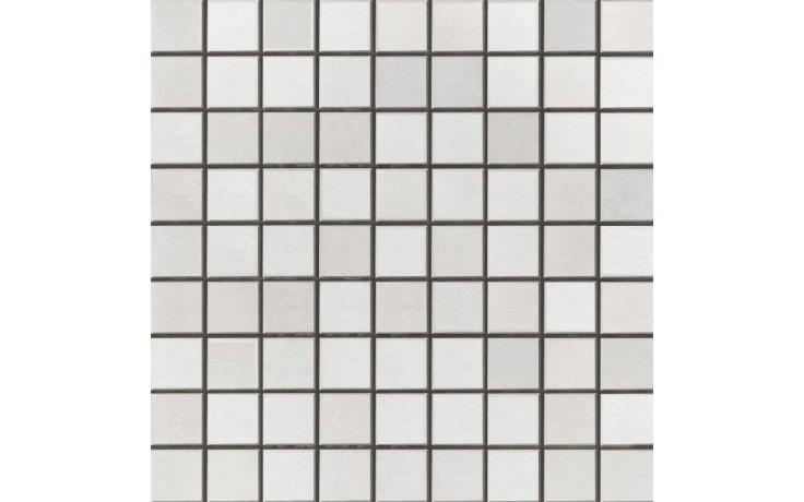 IMOLA MICRON 2.0 mozaika 30x30cm, white, MK.M2.0 30WL