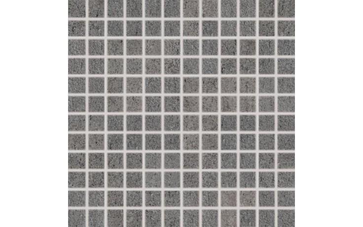 Obklad Rako Unistone mozaika 2,5x2,5 (30x30) cm šedá