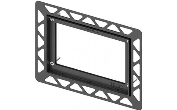 TECE rámeček instalační 220x290mm, pro tlačítka, černá