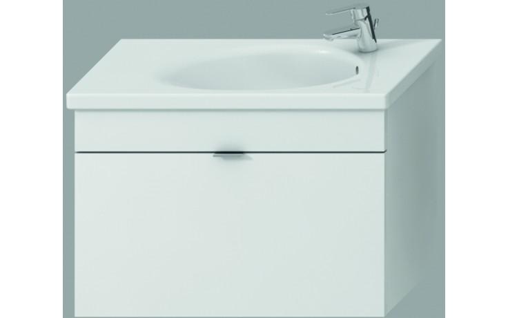 Nábytek skříňka s umyvadlem Jika Tigo 80 cm bílá