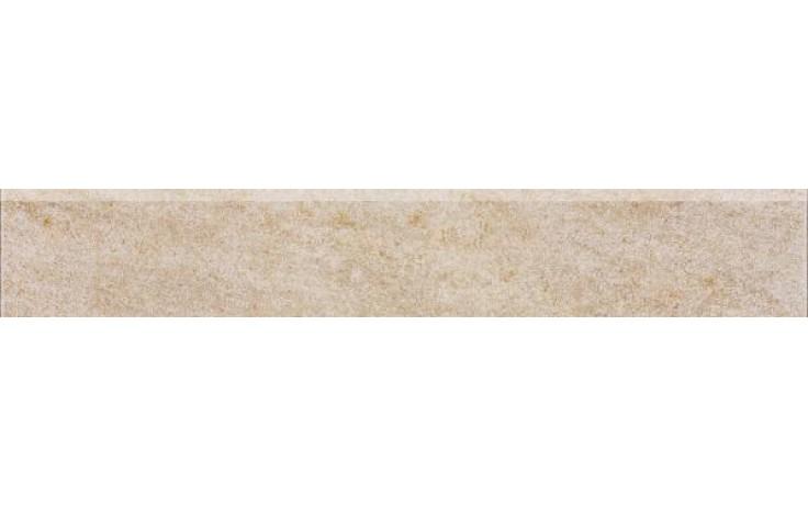 RAKO PIETRA sokl 60x9,5cm béžová DSAS4629