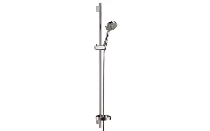 Sprcha sprchový set Hansgrohe Raindance S100 Air 3jet l=90cm chrom