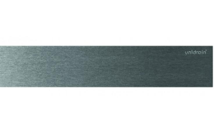 Příslušenství ke žlabům Unidrain - Panel - nerez kartáčovaná 1000mm