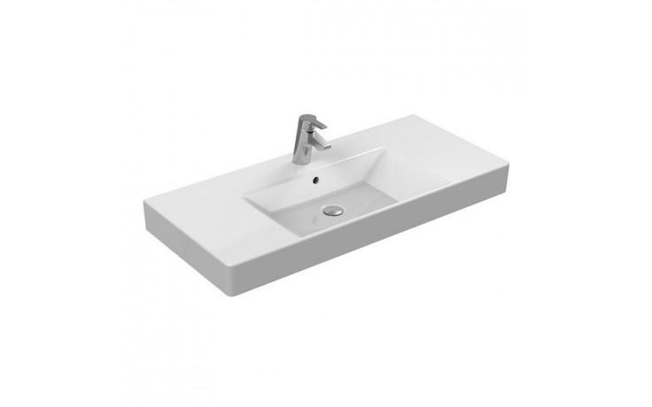 Umyvadlo klasické Ideal Standard s otvorem Strada  60x42 cm bílá+Ideal Plus