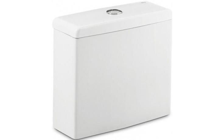 ROCA MERIDIAN WC nádrž 360x390mm keramická, armatura Dual Flush, bílá 7341620000