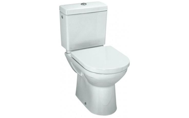 WC mísa Laufen odpad vodorovný Pro pro kombi  bílá-LCC