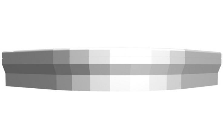 RAVAK PERSEUS 80 SET N sprchový panelupevnění 800mm do niky, bílá