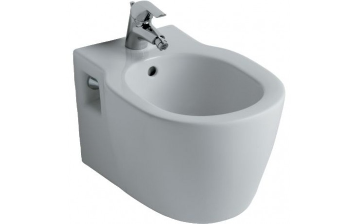 Bidet Ideal Standard 1-otvorový Connect bílá+Ideal Plus