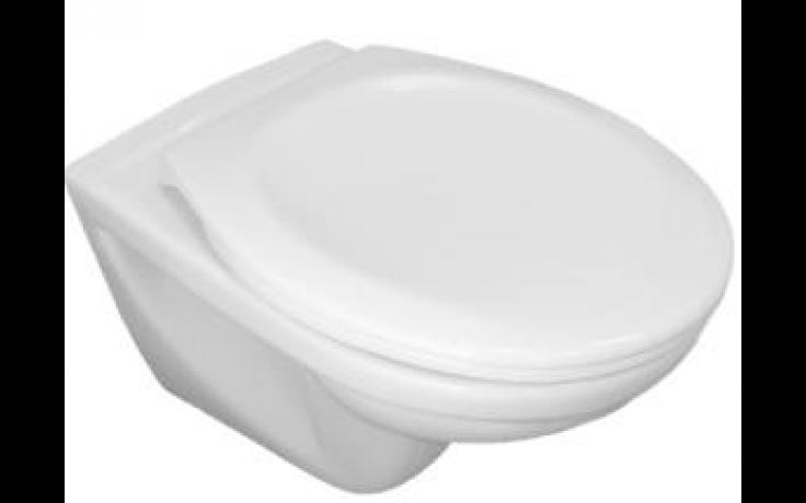 JIKA DINO WC závěsné 355x530x340mm bez oplachového okruhu, hluboké splachování, bílá 8.2137.7.000.000.1