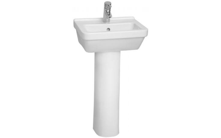 Umývátko klasické Vitra bez otvoru S50 45 cm bílá