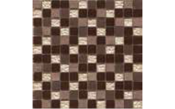 KERABEN ATENEA BRITANIA MALLA CELTIC dekor 30x30cm, marrón KBU04003