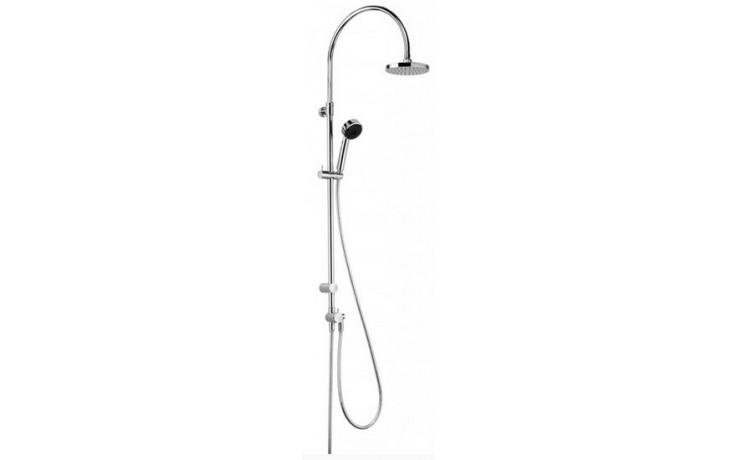 KLUDI ZENTA DUAL SHOWER SYSTEM sprchový set DN15, s hlavovou sprchou,  chrom