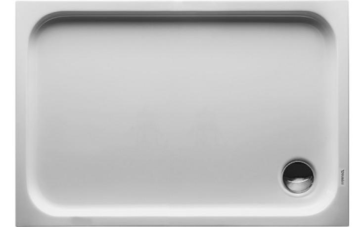 DURAVIT D-CODE vanička 1100x750mm bílá 720097000000000