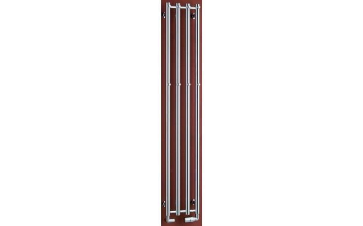 P.M.H. ROSENDAL R1C koupelnový radiátor 266950mm, 248W, chrom