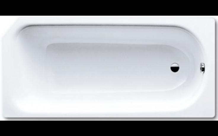 KALDEWEI SANIFORM PLUS 362-1 V2 vana 1600x700x410mm, ocelová, obdélníková, bílá, celoplošný Antislip, Perl Effekt 192200010001