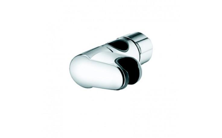 Klouzavý držák  pro nástěnné tyče 6061005 a 6062005 pro sprchové soupravy 6083005, 6084005, 6073005,