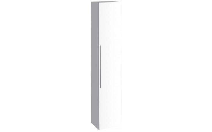 KERAMAG ICON skříňka vysoká 36x180cm, postranní, závěsná, bílá 840000000