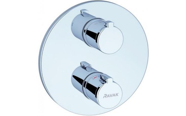 RAVAK TERMO TE 062.00 podomítková baterie 170x58-78x170mm sprchová/vanová, termostatická, bez přepínačem