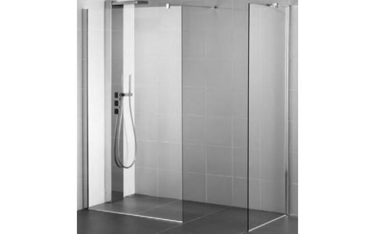 IDEAL STANDARD SYNERGY sprchová zástěna 800x1900mm boční, pevná, stříbrná lesklá/sklo L6400EO