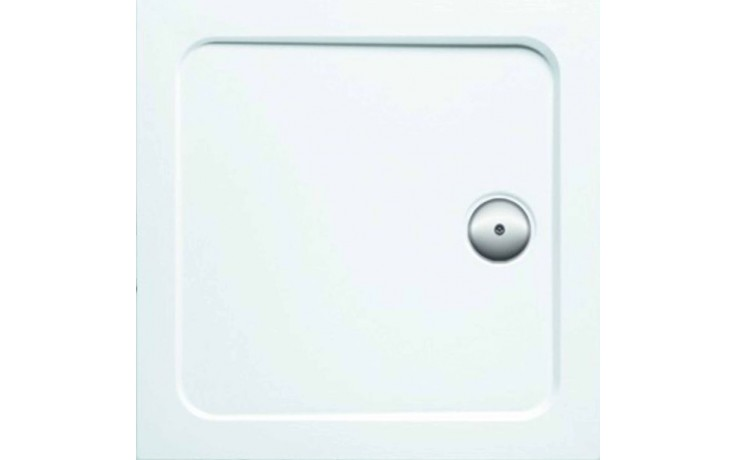 KOHLER FLIGHT ANTI-SLIP vanička 800x800x40mm čtverec, white 12989W-F-00