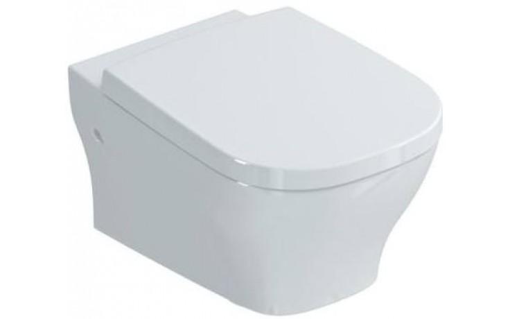 IDEAL STANDARD SOFTMOOD závěsný klozet 365x540mm vodorovný odpad bílá Ideal Plus T3226MA