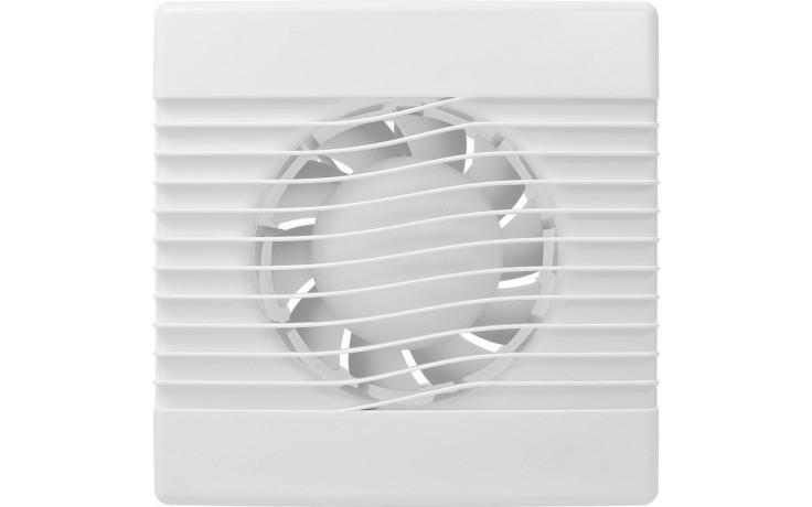 HACO AV BASIC 150 S axiální ventilátor prům. 150mm, stěnový, bílý