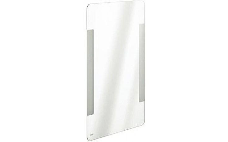 ESPRIT zrcadlo 500x800mm s osvětlením, opálové sklo