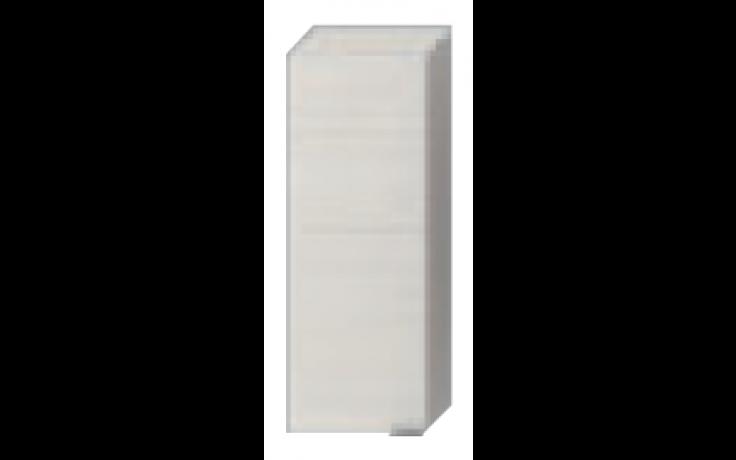 JIKA TIGO skříňka 300x165x810mm, střední, mělká, creme/creme
