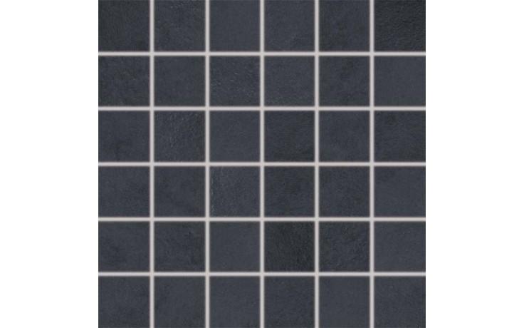 RAKO CLAY mozaika 5x5cm černá DDM06643