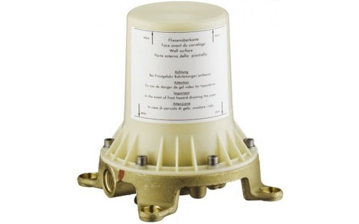 HANSGROHE AXOR STARCK základní těleso DN15 pro volně stojící vanovou baterii, chrom