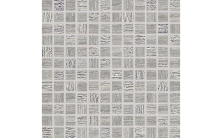 Obklad Rako Senso 2,5x2,5 (30x30) cm šedá