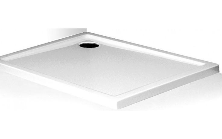 ROLTECHNIK FLAT KVADRO sprchová vanička 1400x800x50mm obdélníková akrylátová, bílá