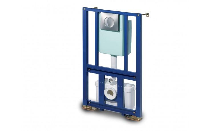 Čerpadlo kalové Sanibroy - SANIWALL PRO, pro závěsné WC (modul k WC, čerpadlo,ovl.panel) 400 W