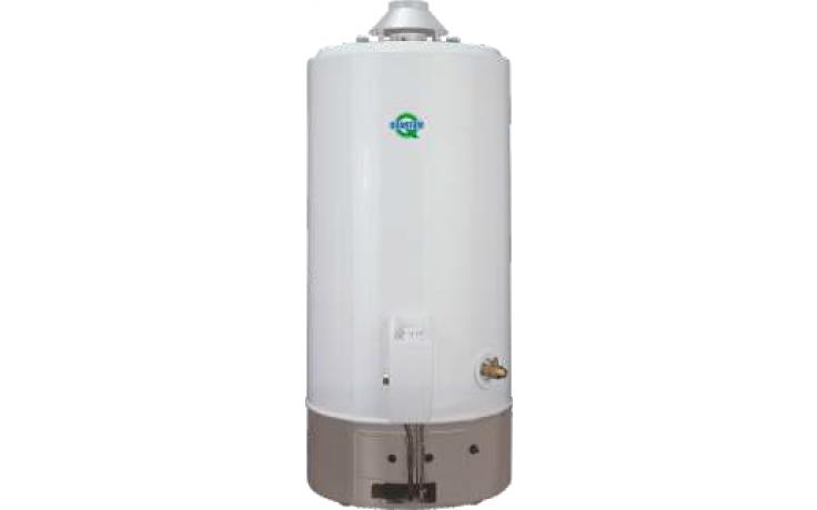 QUANTUM Q7 30 NORS/E plynový ohřívač 115l, 6,4kW, zásobníkový, stacionární, do komína, bílá