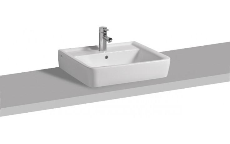 Umyvadlo nábytkové Keramag s otvorem Renova Nr.1 Plan 60x48 cm bílé