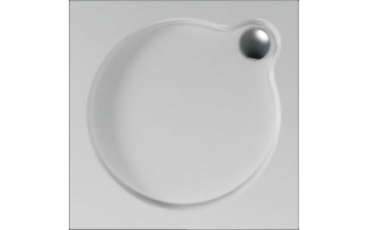 Vanička plastová Teiko speciální - 90x90x3,5cm bílá
