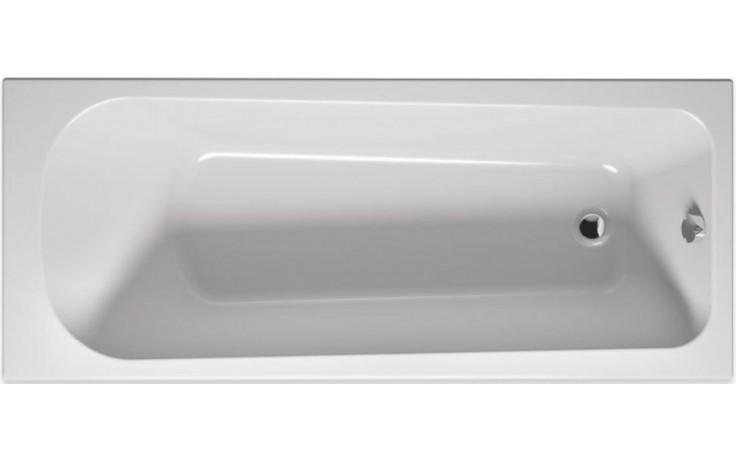 RIHO ORION BC01 vana 170x70x48,5cm, obdélníková, akrylátová, bílá