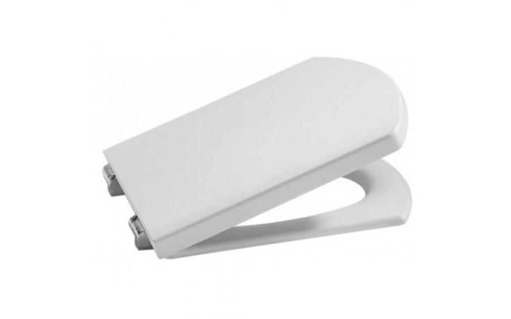 ROCA HALL klozetové sedátko s poklopem, duraplastové, bílá 780162B004