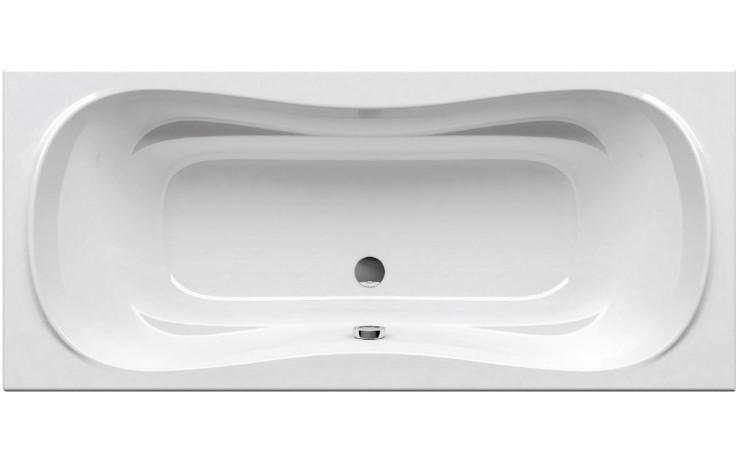 Vana plastová Ravak tvarovaná Campanula II 170 170x75 cm bílá
