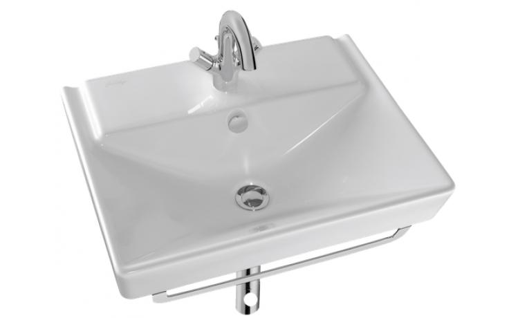 KOHLER REVE klasické umyvadlo 600x465mm s otvorem, white