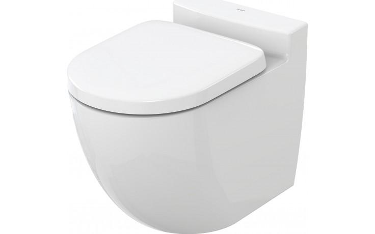 TOTO MH WC mísa 380x630mm závěsná, bílá
