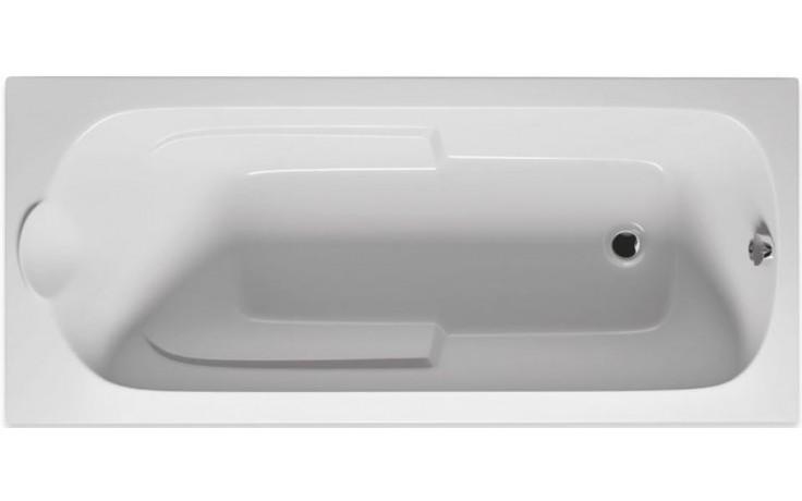 RIHO VIRGO BZ07 vana 170x75x48,5cm, obdélníková, akrylátová, bílá
