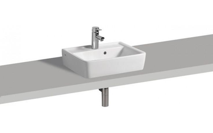 Umývátko nábytkové Keramag - Renova Nr.1 Plan na desku 50x38 cm bílá+KeraTect
