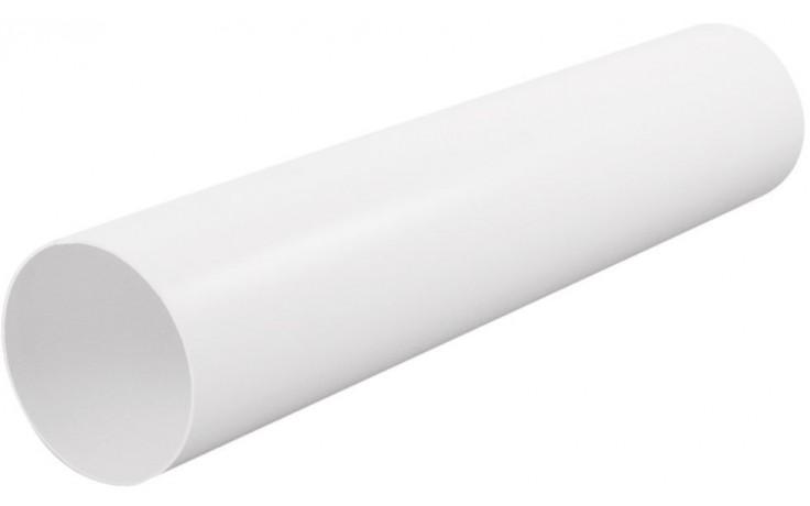 HACO V 104x1000 ventilační systém 104x1000mm, kulatý kanál, bílá