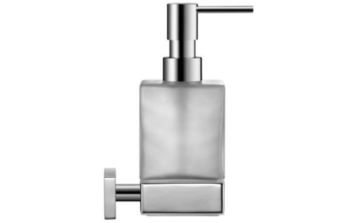 DURAVIT KARREE zásobník na mýdlo, chrom 0099541000